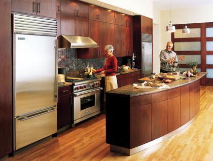 Muebles de cocina natali marchi s r l for Cocinas en paralelo